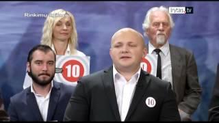 Seimo rinkimai 2016. Tik mokyklą baigęs vilnietis nori į Seimą: žinios verčia raudonuoti