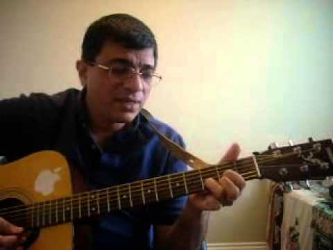 Jaanam Dekh Lo - Veer Zaara movie hindi song chords and lead lesson by Suresh