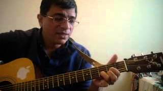 Jaanam Dekh Lo - Veer Zaara movie hindi song chords and lead lesson by Suresh