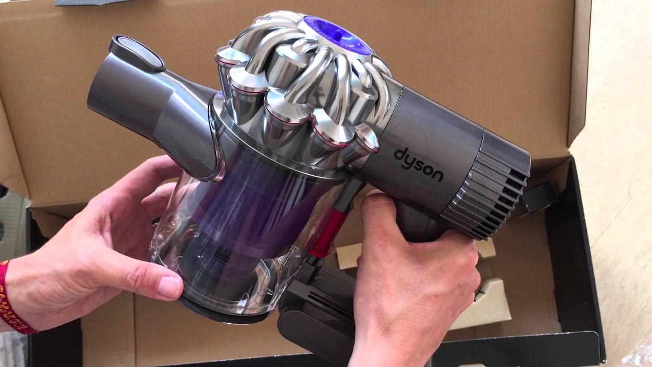review : test dyson dc62 animalpro - youtube