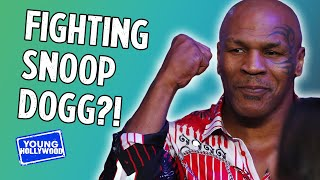 Mike Tyson fights Snoop Dogg