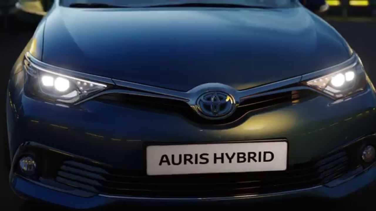 Toyota Auris Design Youtube