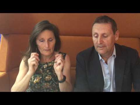 Day 2 wrap up Catholic: Joanne McCarthy and Ian Kirkwood