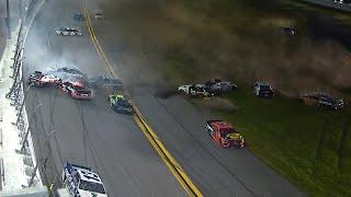 Chaos at the Daytona 500—Full Episode NASCAR ALL IN: Battle For Daytona | MotorTrend