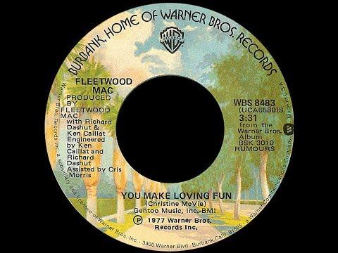 Fleetwood Mac ~ You Make Loving Fun 1977 Extended Meow Mix