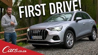 New Audi Q3 First Drive - Is Audi's latest SUV worth waiting for? thumbnail