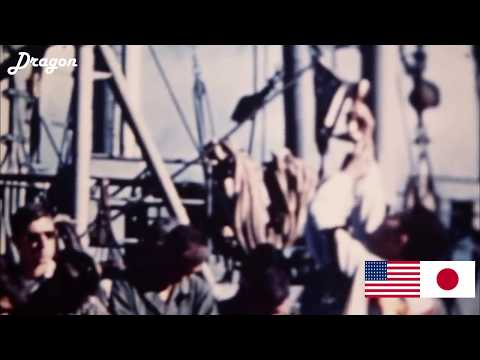 Battle of Iwo Jima 1945 - Empire of Japan vs United States [HD]