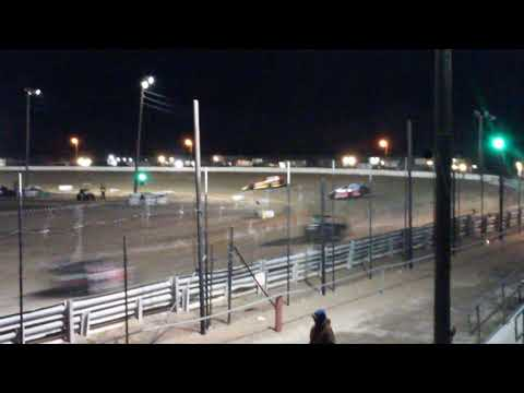 North Florida Speedway Winter Nationals 2-3-18 R. Fowler Heat Race
