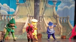 Kids Musical On A Ship