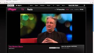 XX/XY Clip on BBC2 Review Show 20/7/2012