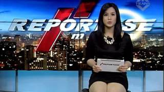 Inda Endaliani - Beauty of Reportase Malam