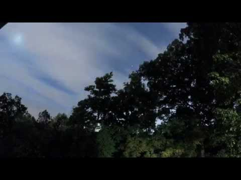 GoPro Hero4 Night Time-lapse-stars