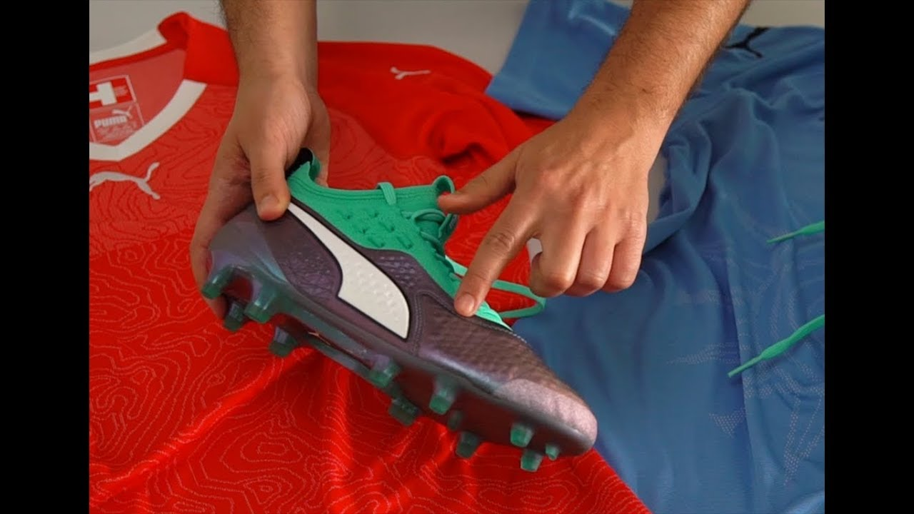 1d9ef918b019 Puma ONE 1 World Cup Russia 2018 - Unboxing by footbAll Nerds - YouTube