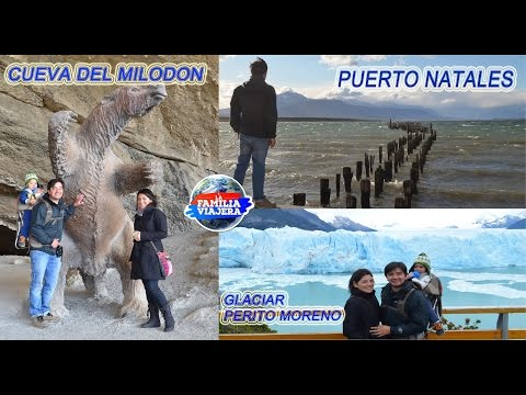 Puerto Natales, Cueva del Milodon y Glaciar Perito Moreno - Chile #22