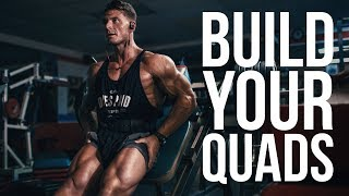 How to Train Specific Parts of your Quads with Mike Counihan