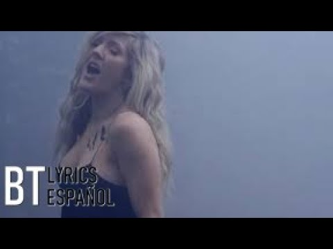 Ellie Goulding - Beating Heart (Lyrics + Español) Video Official