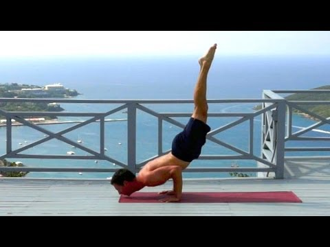 Power Yoga For Arm Balances And Upper Body Strength Youtube