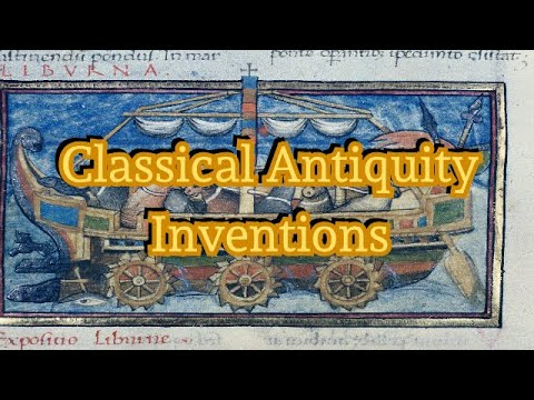 Invention Timeline: Classical Antiquity