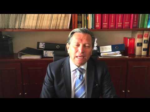 Magistrado Armando Novoa García explica qué es el CNE