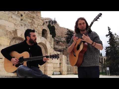 Mike Dawes & Chris Mike - Acropolis of Athens Jam
