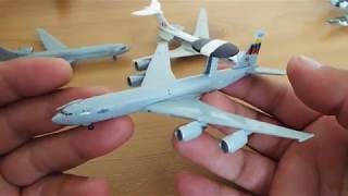 My Airplane Model Collection - 400 Scale Military Aircraft