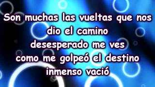Sin Bandera feat Victor Manuelle - Maldita Suerte (Letra)