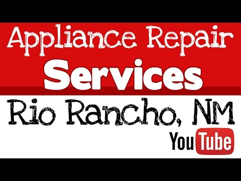 Appliance Repair Service Rio Rancho NM - Mr Eds Appliance