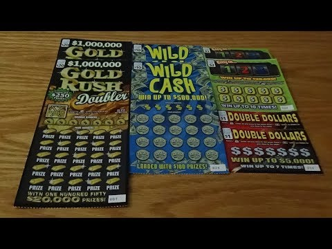 NEW SEPTEMBER TICKETS! Illinois Lottery Scratch Off Tickets! 👍