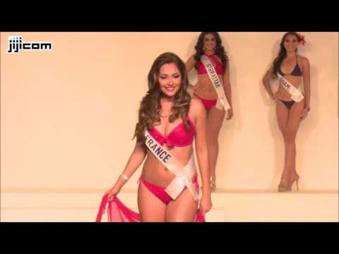 Miss France International 2015 Charlotte Pirroni