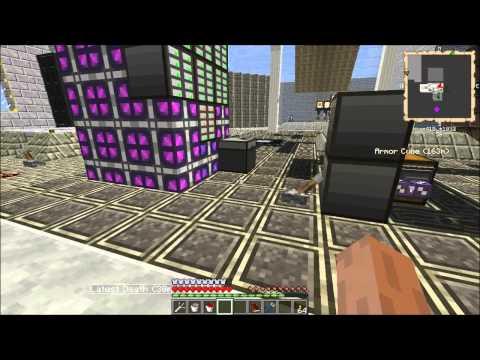 Material Energy^3, E19 - DIAMOND BLOCKS!  Then, Gendustry
