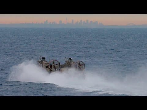 United States Navy Base In Australia Makes 'perfect Sense'