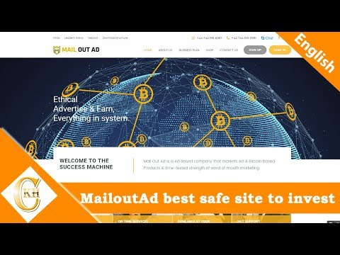 *New* New best safe site to invest in 2018 Mail Out Ad
