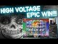 HUGE HIT on Danger High Voltage!!!!