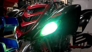 hid atv lighting real hid ballast and bulbs