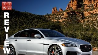 2016 Jaguar XF 35t Review