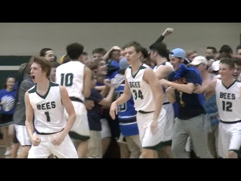 Ben Geschke's buzzer-beater comes after honoring Sierra Bland at Medina