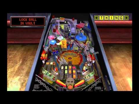 Pinball Arcade - Addams Family