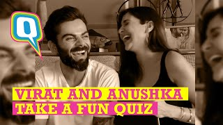 Who Knows Who Better, Virat and Anushka Version | The Quint