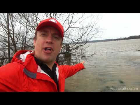 Tornado watch AND flash flood watch in eastern Arkansas!