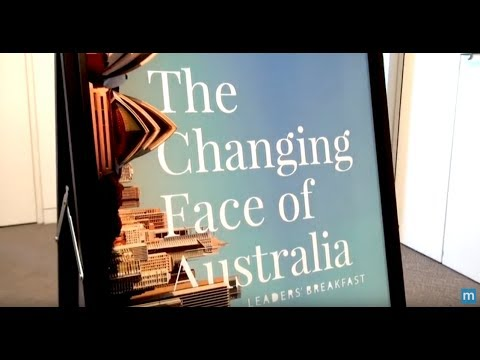 The Changing Face of Australia | Breakfast Event Recap