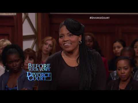 Classic Divorce Court: Thin Line Between Love And Hate