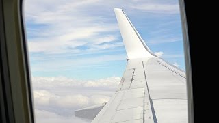 Mallorca - Landing at Palma Airport in 4K (Ultra HD)