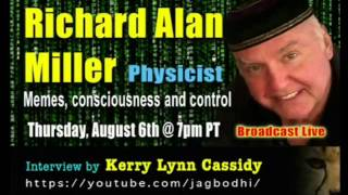 (Excerpt) Kerry Cassidy / Dr Richard Alan Miller - 06 August 2015