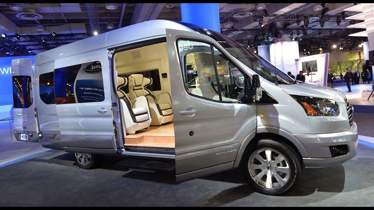ford transit van minibus 15 passenger youtube. Black Bedroom Furniture Sets. Home Design Ideas