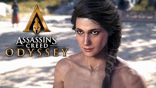 Assassin's Creed Odyssey Review, the thoughts of a non-religious, straight white guy.