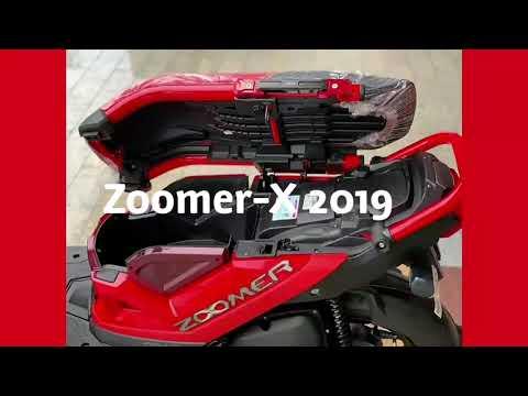 New Honda Zoomer X 2019