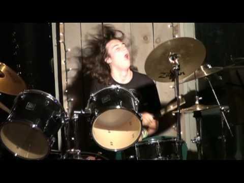 Brad On Drums