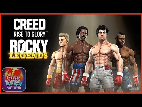 CREED: Rise to Glory™ | VR | #5: 🥊 Rocky LEGENDS DLC.