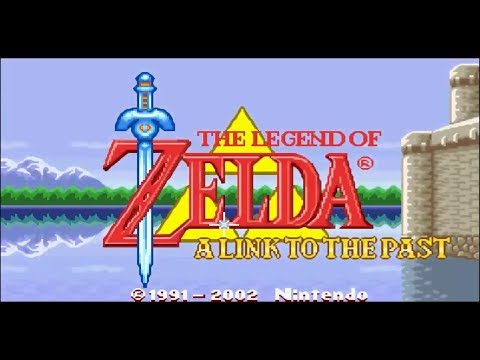 The Legend Of Zelda: A Link To The Past (GBA) - Longplay (Game Boy Advance)