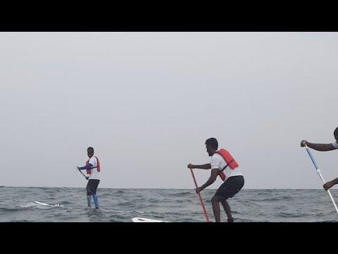 Chennai paddle up Event !